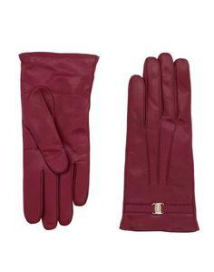 Перчатки Salvatore Ferragamo