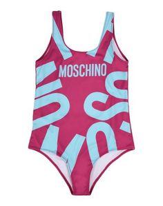 Слитный купальник Moschino Teen