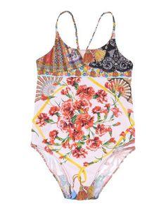 Слитный купальник Dolce & Gabbana