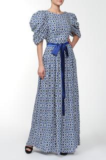Платье с поясом MODEL TIME