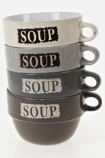 Кружка суповая, 4шт, 640 мл ENS