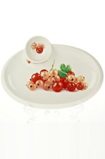 Блюдо для блинов 30x22x3 см Best Home Porcelain