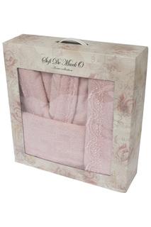 Комплект из халата и полотенец Sofi De Marko