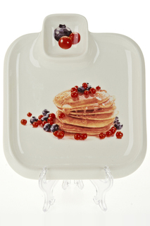 Блюдо для блинов 19,5х23х3 см Best Home Porcelain