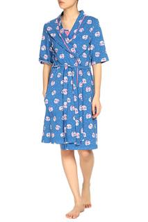 Комплект: халат и сорочка Альфа Alfa