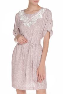 Легкое платье с поясом ELISEEVA OLESYA