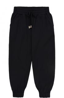 Трикотажные брюки на кулиске Ermanno Scervino