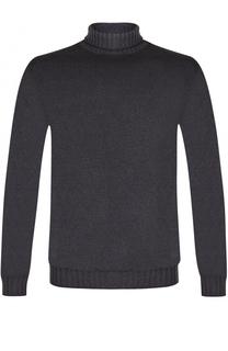 Однотонный шерстяной свитер Sand
