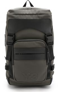 Текстильный рюкзак Ultratech с внешним карманом на молнии Y-3