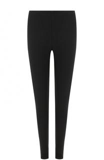 Однотонные хлопковые брюки-скинни Balenciaga
