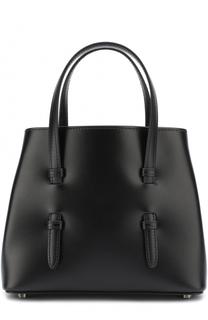 Кожаная сумка на цепочке Alaia