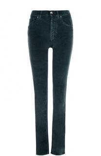 Бархатные джинсы-скинни Jacob Cohen