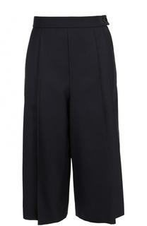 Укороченные широкие брюки со складками Thom Browne