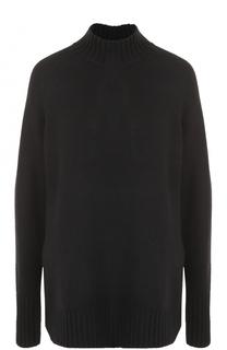 Шерстяной свитер свободного кроя Polo Ralph Lauren