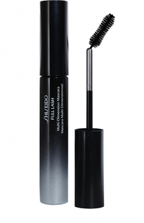 Тушь для эффекта панорамных ресниц Full Lash, BR602 Shiseido