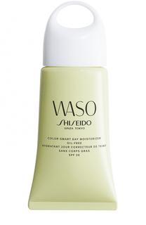 Смарт-крем без содержания масел Waso Shiseido