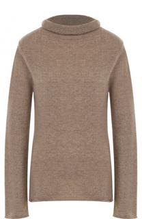 Приталенный шерстяной свитер Tegin