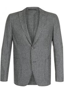 Однобортный шерстяной пиджак Pal Zileri