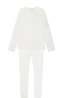 Трикотажная пижама Sanetta
