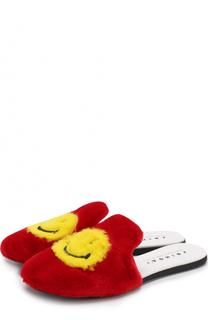 Текстильные сабо Smile с носками в комплекте Joshua Sanders