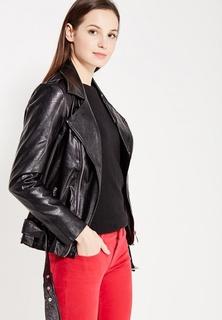 Куртка кожаная Miss Miss by Valentina