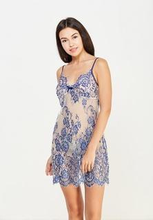 Комплект сорочка ночная и трусы Mia-Amore