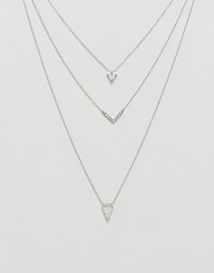 Многорядное ожерелье ALDO Aligodia - Золотой