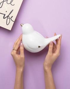 Копилка в форме птицы New Look - Белый