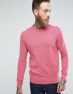 Джемпер из овечьей шерсти Farah Rosecroft - Розовый