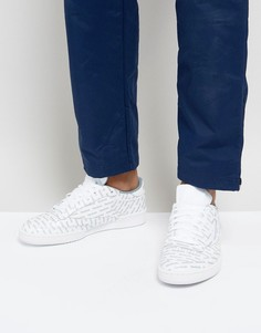 Белые кроссовки Reebok Club C 85 SO BS5215 - Белый