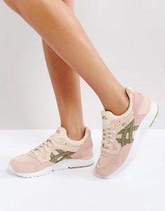 Розовые кроссовки Asics Gel-Lyte V - Розовый