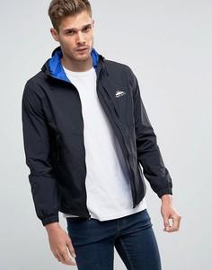 Черная непромокаемая куртка с капюшоном Penfield Cochato - Черный