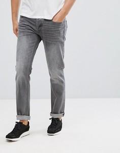 Узкие джинсы Jack & Jones - Серый
