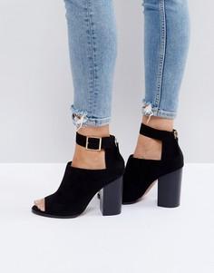 Туфли на каблуке ASOS ORLA - Черный