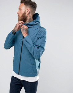 Легкая синяя складывающаяся куртка Hunter - Синий