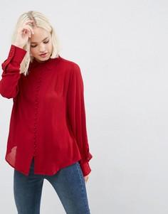 Рубашка Deby Debo Daisie - Красный