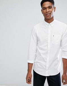 Оксфордская рубашка Tommy Hilfiger - Белый