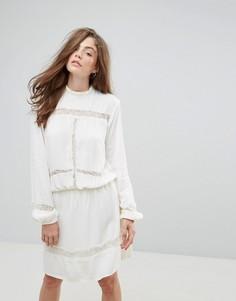 Свободное платье Gestuz Jonna - Белый