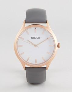 Часы Breda Asper - Коричневый