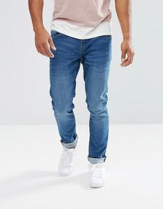 Узкие джинсы Blend - Синий