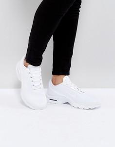 Белые кроссовки Nike Air Max - Белый