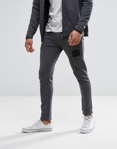 Узкие джоггеры с логотипом Jack & Jones Core - Серый