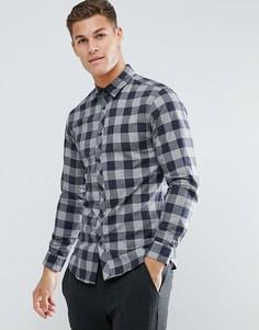 Рубашка с длинными рукавами Jack & Jones - Белый