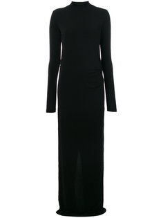 fitted knitted maxi dress By Malene Birger