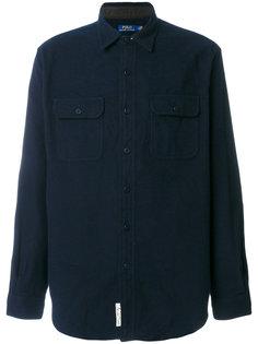 рубашка с нагрудными карманами Polo Ralph Lauren