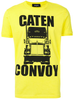 футболка Caten Convoy Dsquared2