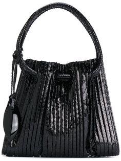 мини-сумка-тоут Giorgio Armani Vintage