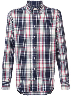 checked shirt Gitman Vintage