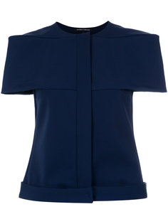 double fit blouse Gloria Coelho