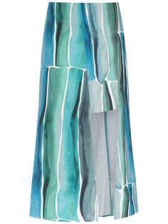 printed midi skirt Giuliana Romanno